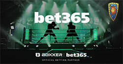 Bet365 Unveiled as Official Betting Spouse of Boxxer